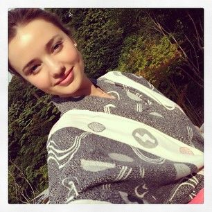 Miranda Kerr. | This Is What Celebrities Actually Look Like Without Makeup