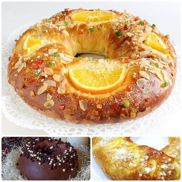 Roscón de Reyes, 5 recetas para chuparse los dedos