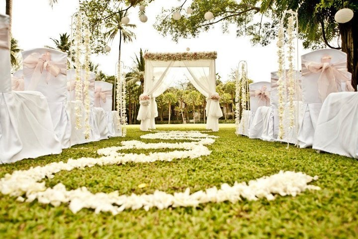 Dreamcatchers Events's lawn wedding (Indigo Pearl, Phuket)