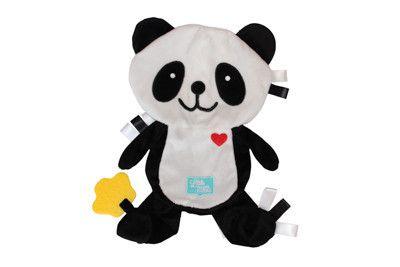 Comforter Taggie - Po Po the Panda – Baby Luno