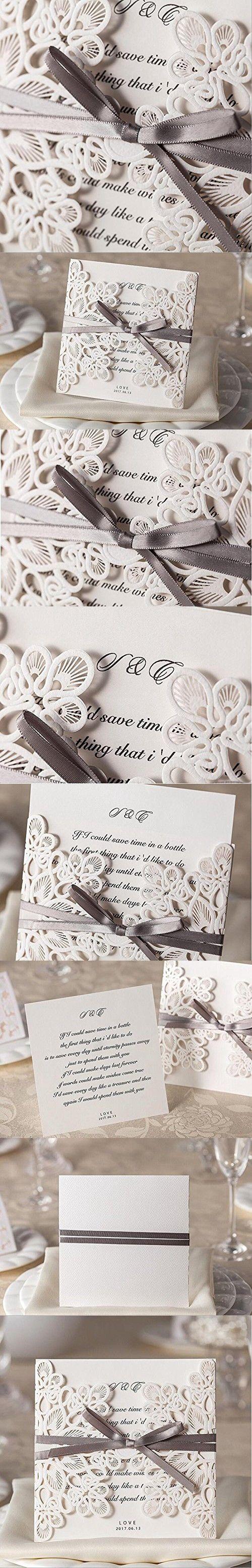 Best 25 Square wedding invitations ideas – Wedding Invitation Card Stock Kits