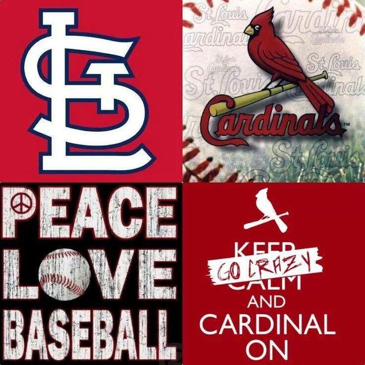 Ready for some Cardinal baseball!!!