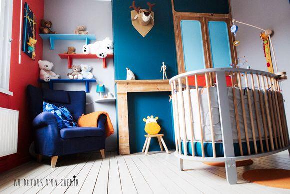 Idee deco chambre bebe garcon | Mon Bébé Chéri - Blog bébé