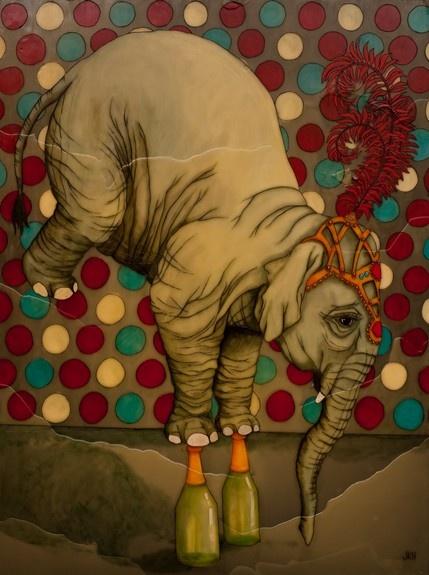 Elephant, Illustration