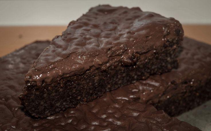Fotka čokoládového dortíku :)