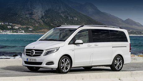 Mercedes предложил интересную цену на минивэн V-класса