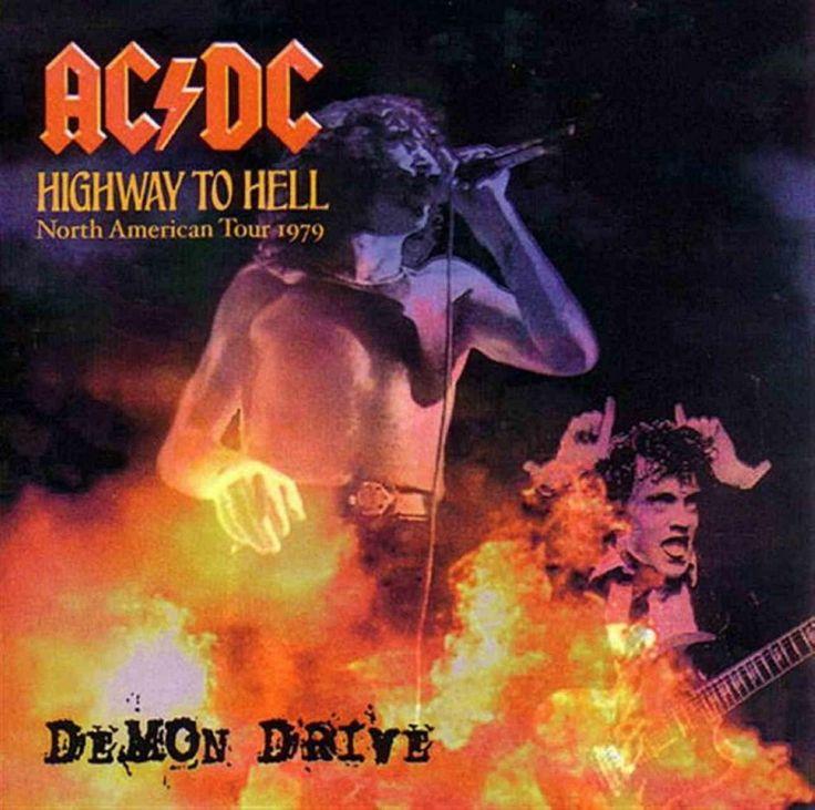 AC/DC - Demon Drive (Live Bootleg)1979 320ak
