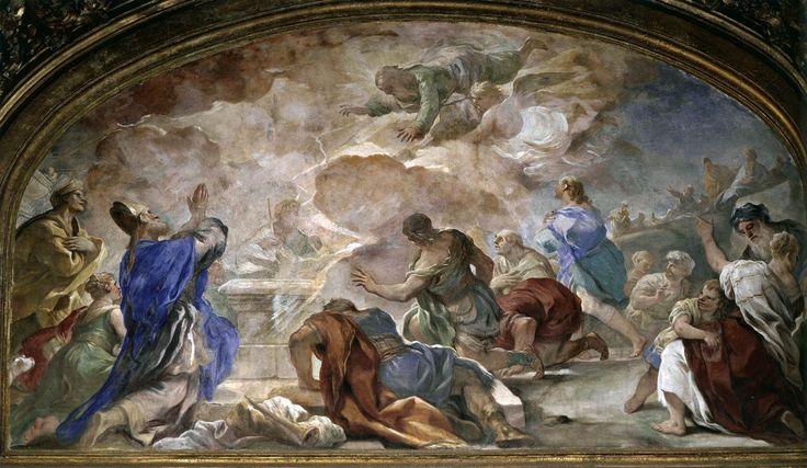 Francisco de #Goya on Korean Goguryeo mural tomb painting and Luca Giordano  角抵塚 Tomb of Lutte, Goguryeo early 5c, Jian集安縣. Ohoe Tomb 오회분 4호묘, 7c, Tung-kou, in the Jilin Province China, Goguryeo. Luca Giordano (Italian, 1634–1705), Aaron's Sacrifice, and the Destruction of the Band of Korah, 1703-04, Fresco, Tesoro Nuovo, Certosa di San Martino, Naples. Francisco de Goya, The Sleep of Reason Produces Monsters, published 1799, National Gallery of Art. The Third of May 1808, 1814, Museo del…