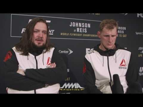 MMA UFC on FOX 24: Alexander Volkov Reflects on Win Over Roy Nelson, Wants Higher Ranked Opponents