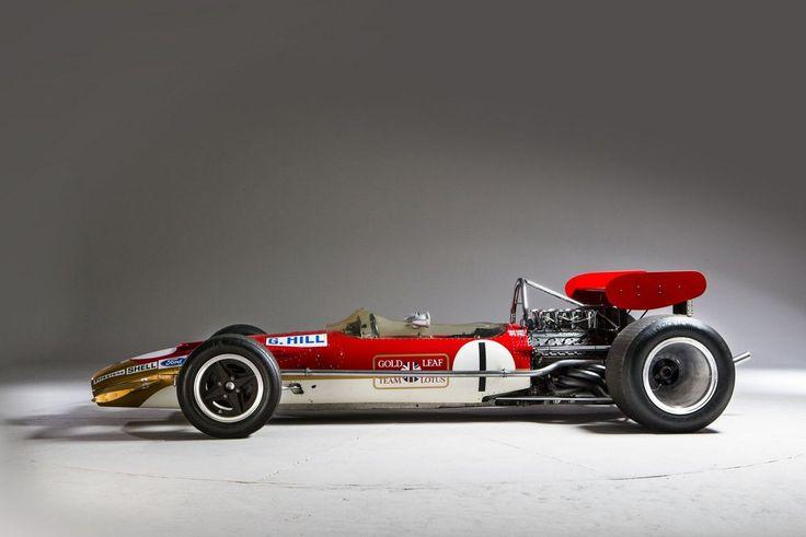 lotus type 49b - 1968