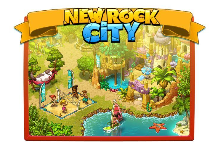 New rock City: Summer Break