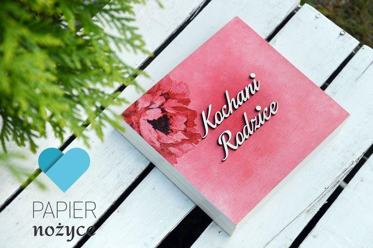 Zaproszenia dla rodziców/prośba o błogosławieństwo w pięknym pudełeczku <3 Zapraszam na https://www.facebook.com/Papier.nozyce/?fref=ts i http://papier-nozyce.pl/