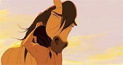 Spirit: el corcel indomable,  Siempre amaré esta película.