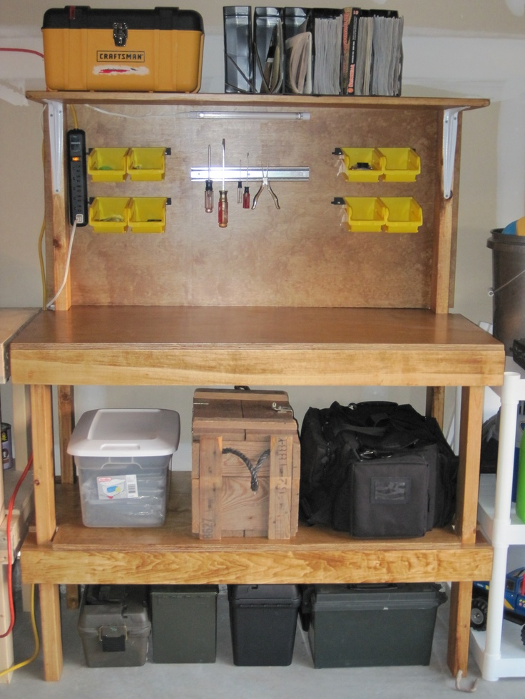 Hubby 39 S Reloading Bench Stuff I 39 Ve Made Pinterest Reloading Bench And Benches
