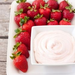 Two Ingredient Fruit Dip - SO good and can literally be made in under 60 seconds.: Health Food, Ingredients Fruit, Strawberries Cream Cheese, Second Recipes, Cooking Classy, Marshmallows Cream, Fruit Dips, Healthy Desserts, Fresh Fruit