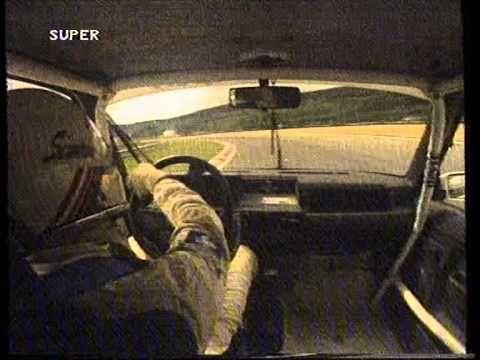 Verslag 1988 Benelux Cup Renault 5 GT Turbo op Spa-Francorchamps