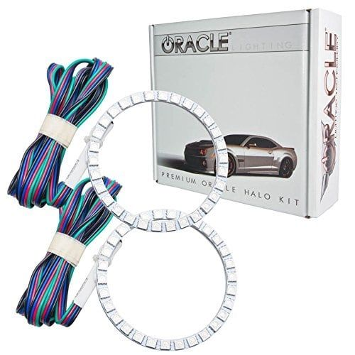 Oracle 05-10 Chrysler 300 Led Colorshift W/Remote Halo Rings