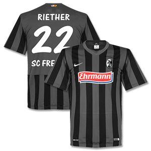 Nike SC Freiburg 3rd Riether Shirt 2014 2015 (Fan SC Freiburg 3rd Riether Shirt 2014 2015 (Fan Style Printing) http://www.comparestoreprices.co.uk/football-shirts/nike-sc-freiburg-3rd-riether-shirt-2014-2015-fan.asp