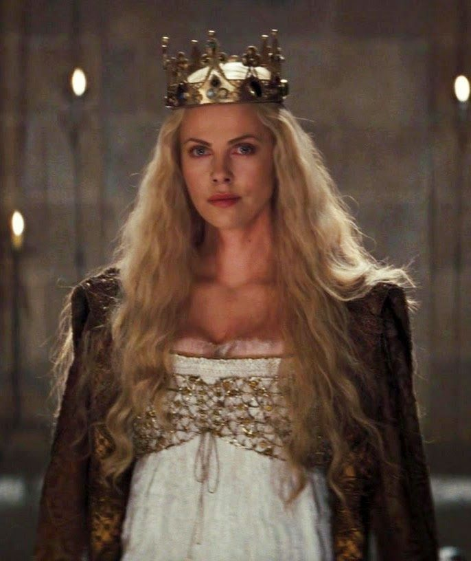 Snow White And The Huntsman - Queen Ravenna  Charlize -7899