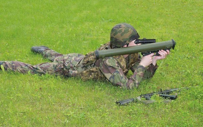 The Bur, the world's most compact multi-shot grenade launcher, has been put into service with Russia's anti-terror units, according to the Russian newspaper Izvestia.