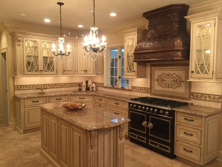 1243 best interior design old world traditional tuscan for World beautiful kitchen