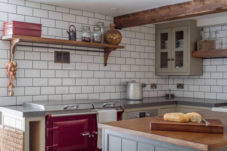 Projekty, translation missing: pl.style.kuchnia.klasyczny Kuchnia zaprojektowane przez Sustainable Kitchens