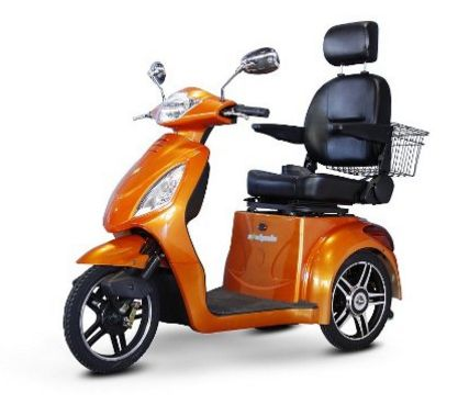 Buy EW-36 3-Wheel Electric Senior Mobility Scooter AT Amazon.com