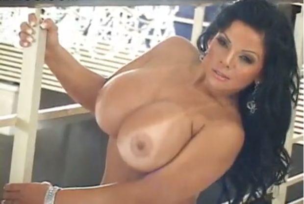 Sexy teacher in classroom masturbating