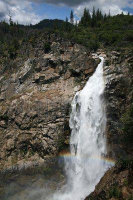 Feather Falls Trail - North of Sacramento, one of CA's more beautiful falls.  fs.usda.gov/plumas