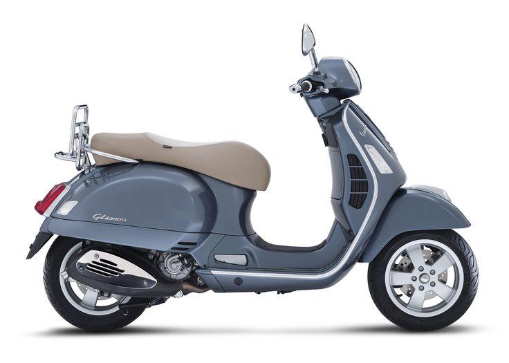Vespa GTS - Vipscooters.nl