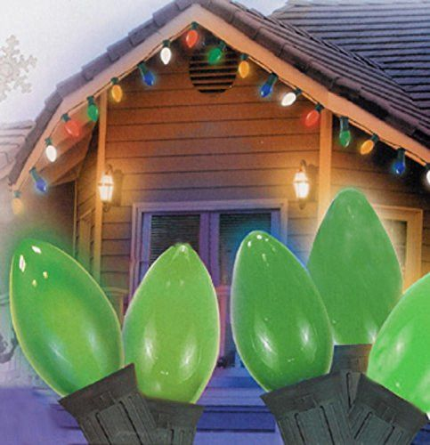 17 best ideas about green led clear epoxy resin felices pascuas collection 25 ceramic style opaque green led retro style c7 christmas lights green