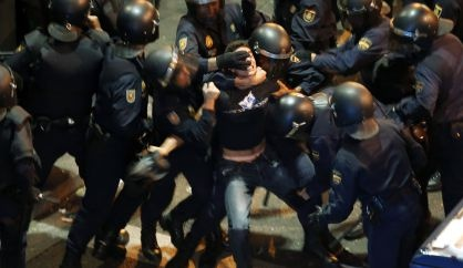 No more (26-S Madrid)