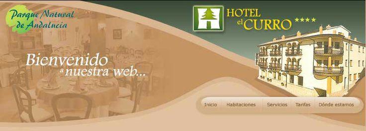 Hotel El Curro ****, Burunchel La Iruela, Sierra de Cazorla