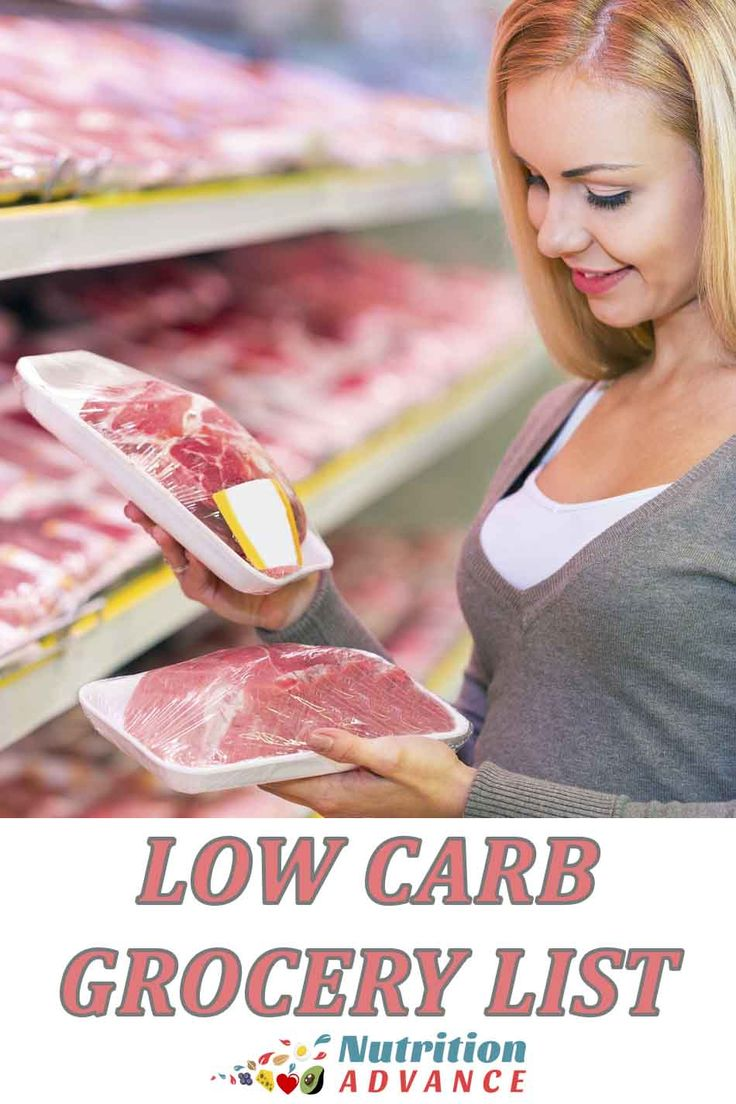 Many people plan to eat better, but feel confused about how to start a low-carb diet. In this article, we'll look at putting a healthy low carb grocery list together.  As part of this, we'll take a look at which foods to eat and also some vital information on how to optimize health. via @nutradvance