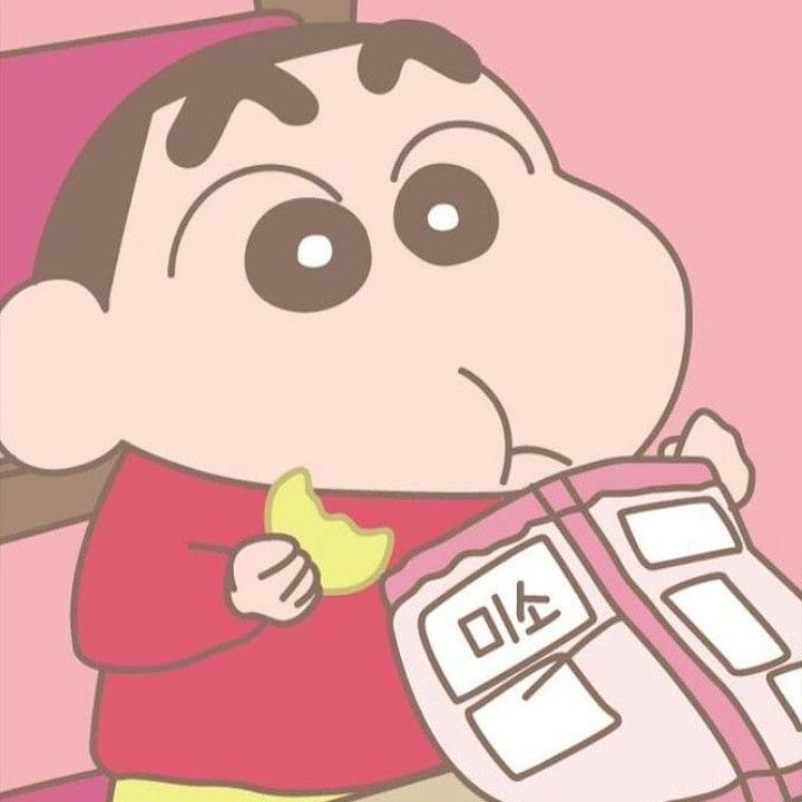 Shin Chan Eating Funny Anime Pics Anime Funny Anime