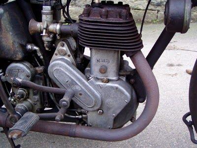 Vintage james Motorcycles for Sale | Vintage Norton Motorcycles: Tim's 1935 16H Norton
