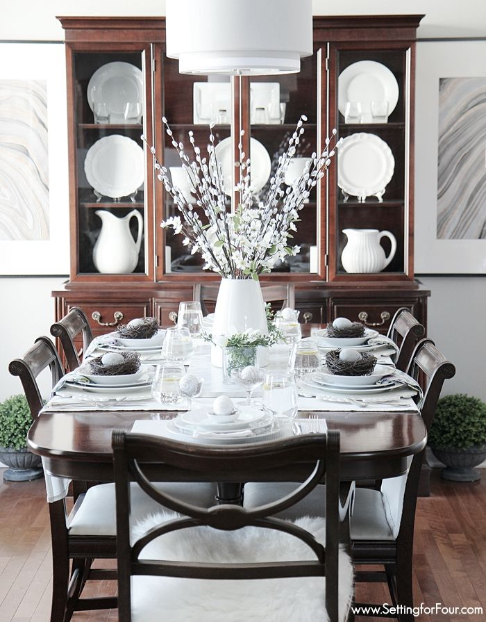 Our Spring Dining Room: 11 Best Images About Dining Room Decor On Pinterest