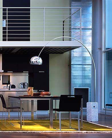 Arco Stehleuchte 79 besten arco floor l replica bilder auf arco