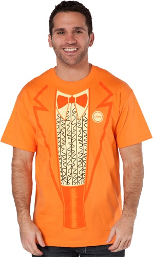 Dumb and Dumber Lloyd Christmas Costume Shirt