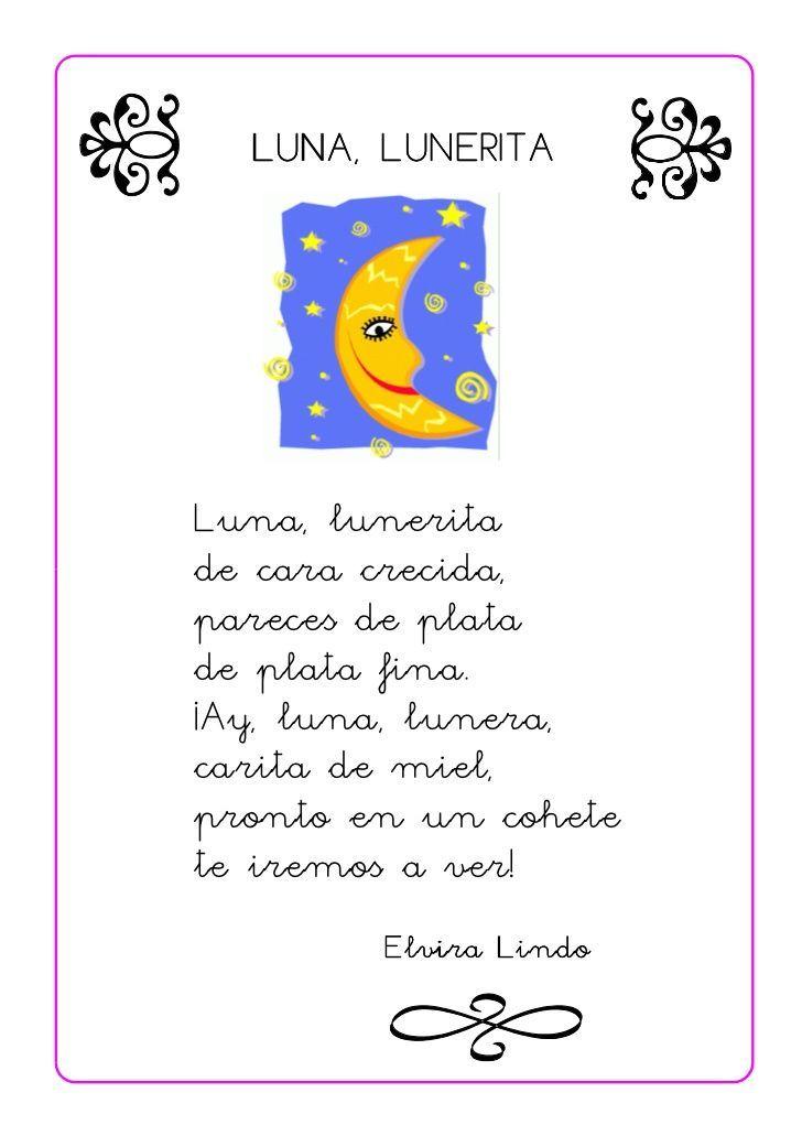 Poesias Infantiles Para Ninos De 5 A 7 Anos Poemas Cortos Para Ninos Poemas Para Ninos Poemas Infantiles