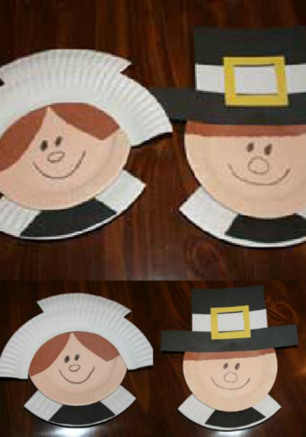 4 Thanksgiving Day Art Projects for Kids