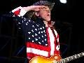 Ted Nugent, dodged the draft by living in his poop-soiled pants for 10 days prior to his Draft Board Physical, and threatened the lives of both Barack Obama and Hilary Clinton. A stupid stupid person..