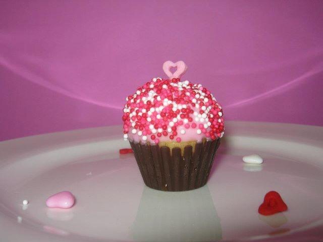 Cupcake Cake Bite