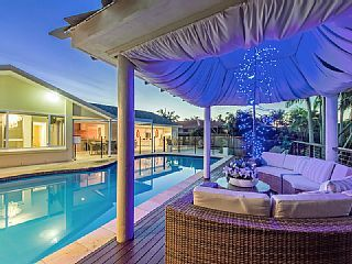 Rio Vista Quay - Broadbeach. Large waterfront family home.