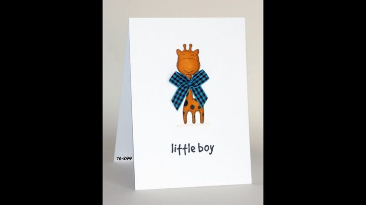 quick and CAS Baby card