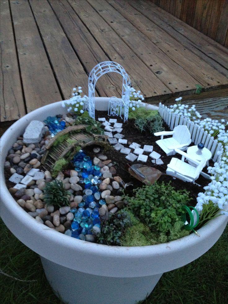 Miniature garden!