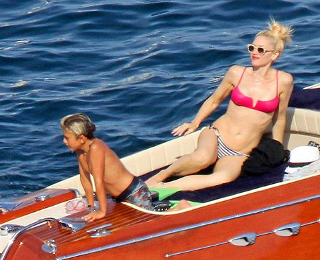 No Doubt about it -- Gwen Stefani is one hot mom.