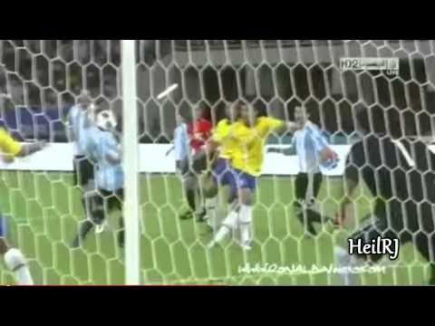 Ronaldinho-the beast and skillfull player ever
