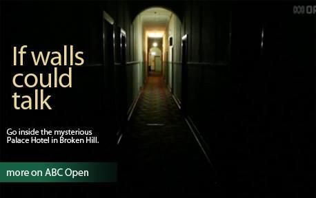 Embedded image permalink If walls could talk mini doco screening ABC News 24, 21 July 2014