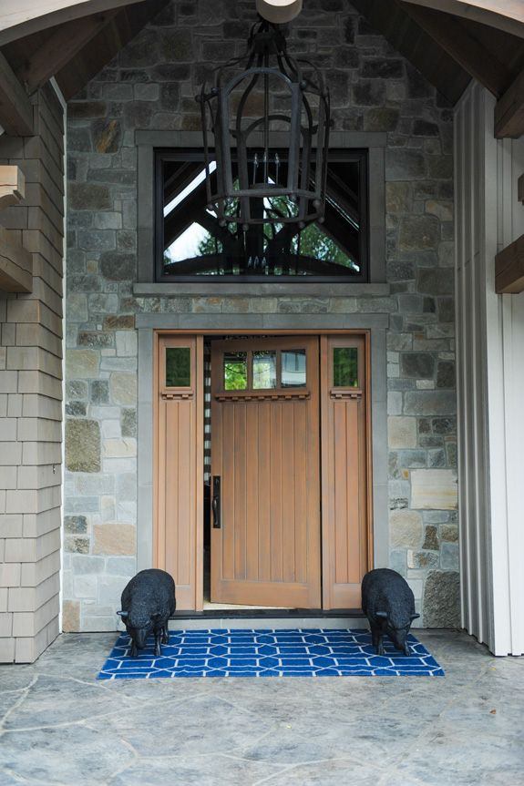 Front door #door & 281 best Doors images on Pinterest   Detached house Belfast and ... Pezcame.Com